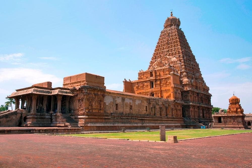 El templo de Brihadisvara: enamórate de la India