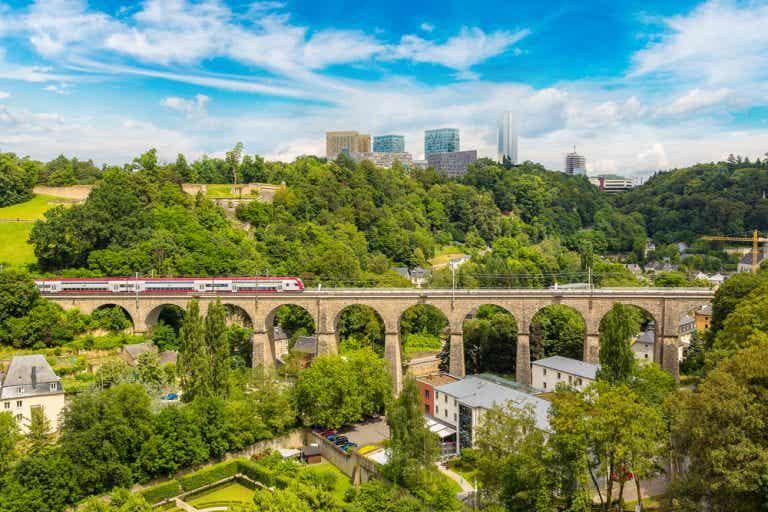 Viajar por Europa en tren, toda una aventura