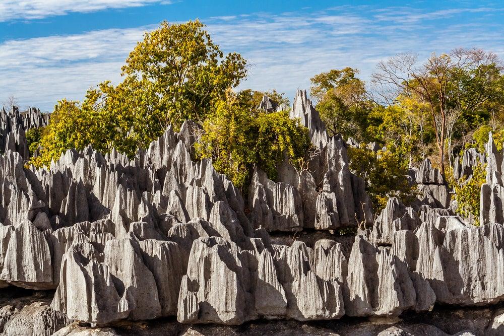 Tsingy de Madagascar