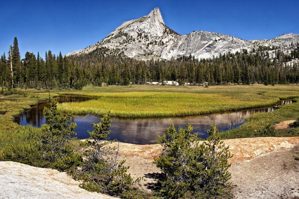 Tuolume Medaws en Yosemite
