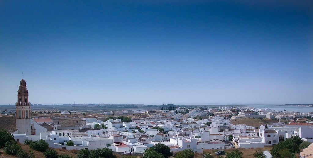 Vista de Ayamonte