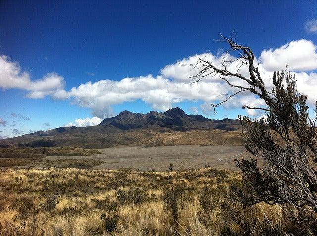 Volcán Rumiñahui
