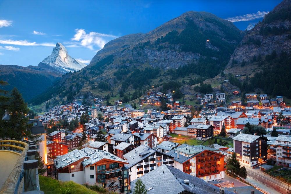 De viaje por los Alpes Suizos: descubrimos Zermatt