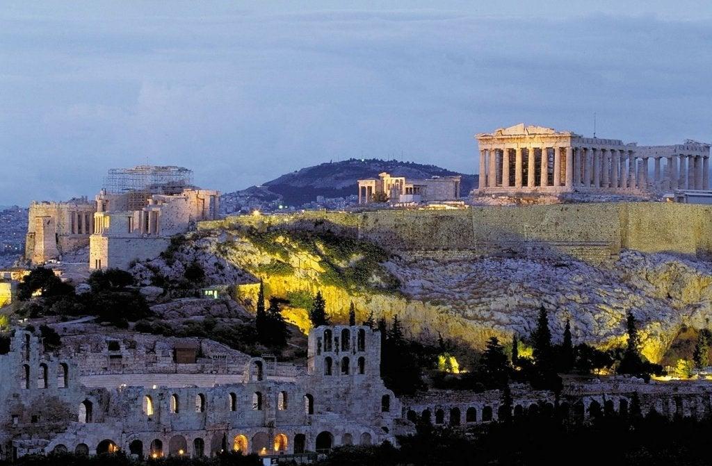 Visitar Atenas en familia, una experiencia inolvidable