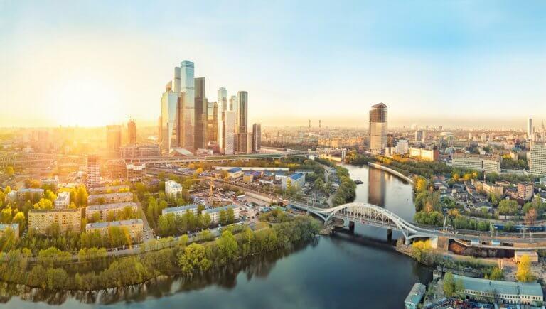 ¿Dónde están los mejores lugares para alojarse en Moscú?