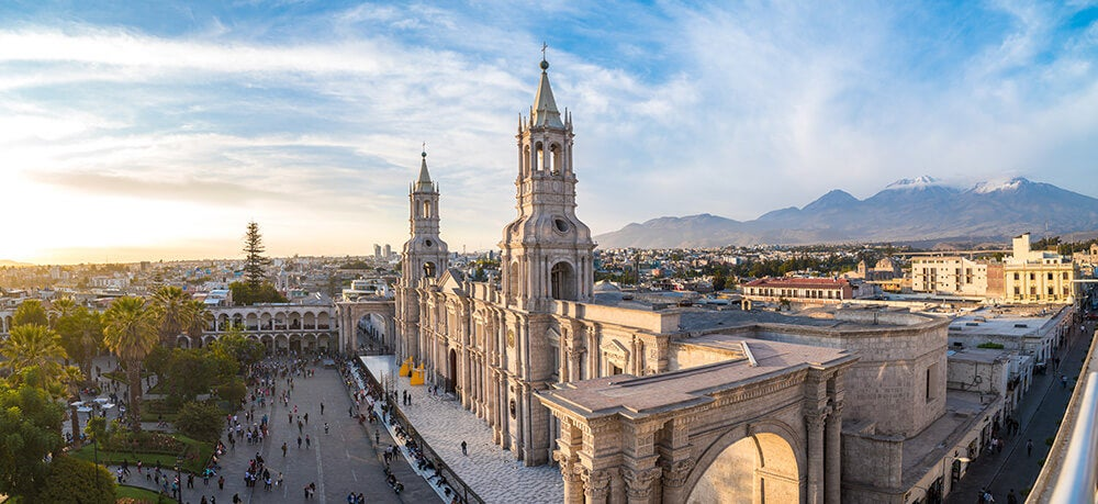 Vista de Arequipa
