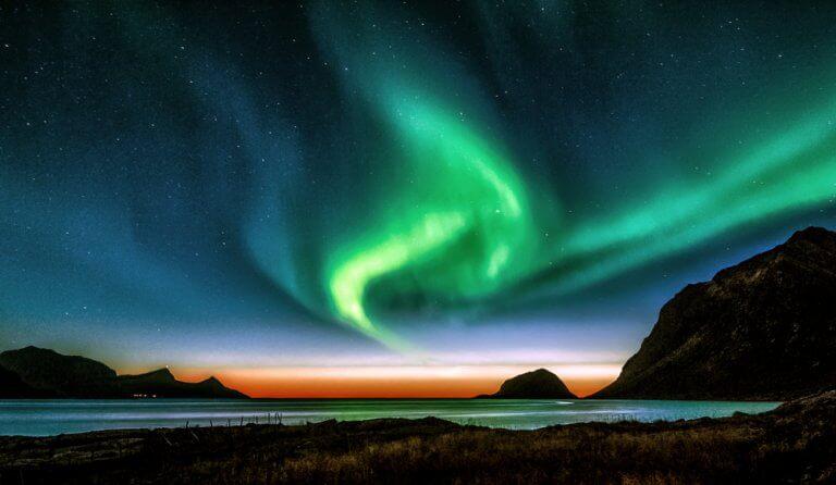 Cómo organizar tu viaje para ver auroras boreales en Noruega