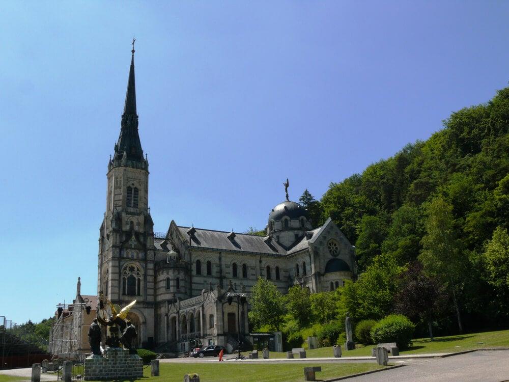 Basílica de Bois-Chenu en Domrémy