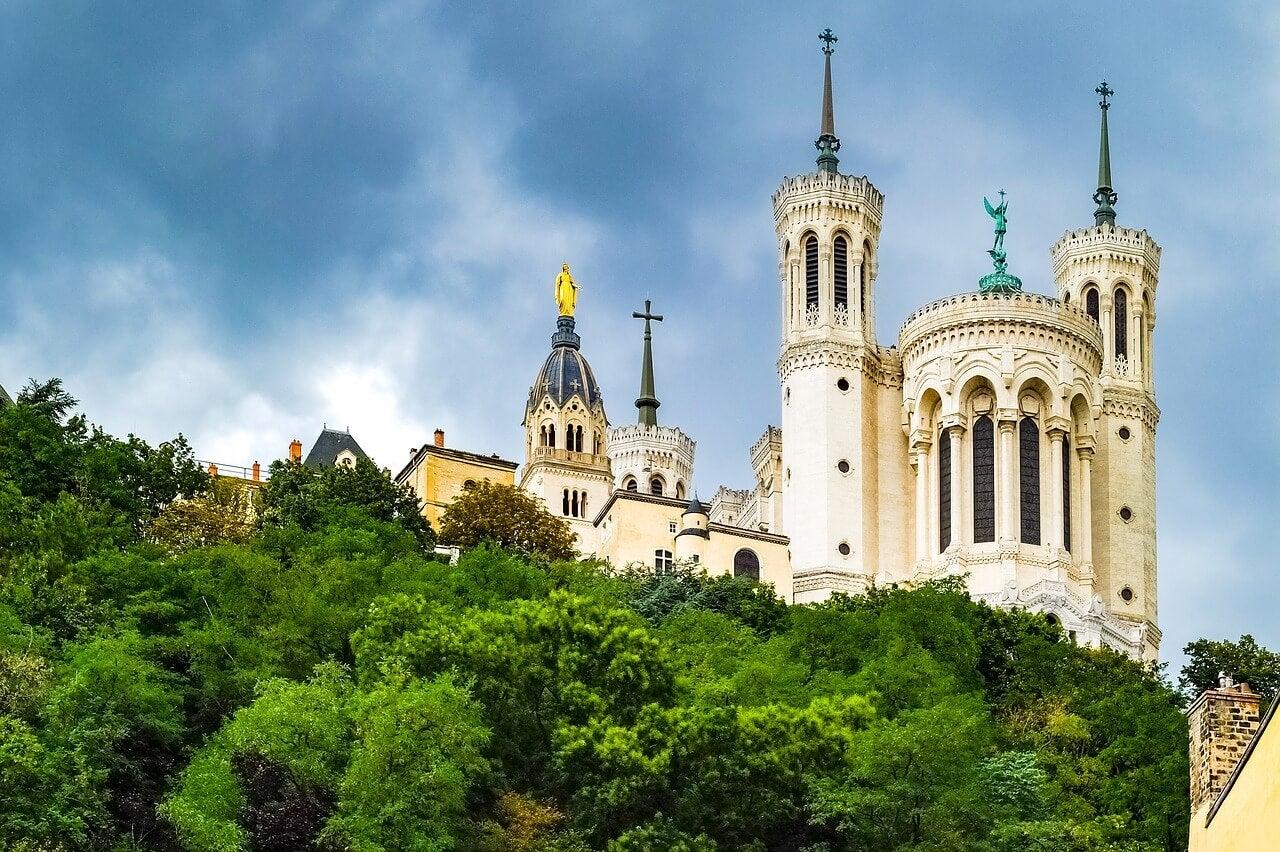 Basílica de Notre Dame de Lyon