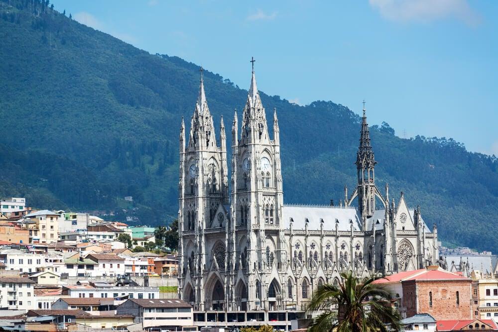 Basílica del Voto Nacional de Quito