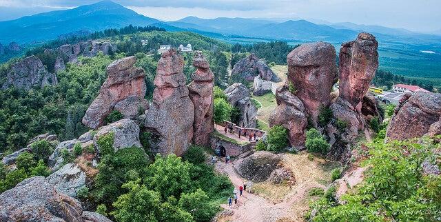 Belogradchik uno de los lugares de Bulgaria que hay que ver