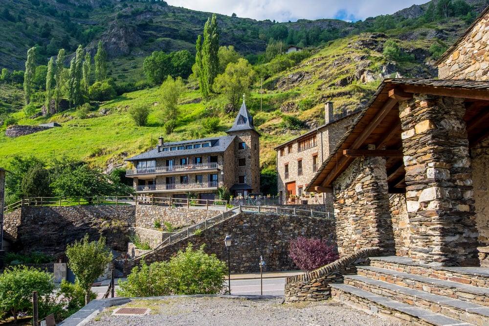 Canillo en Andorra