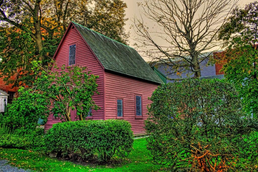 Casa de John Ward en Salem