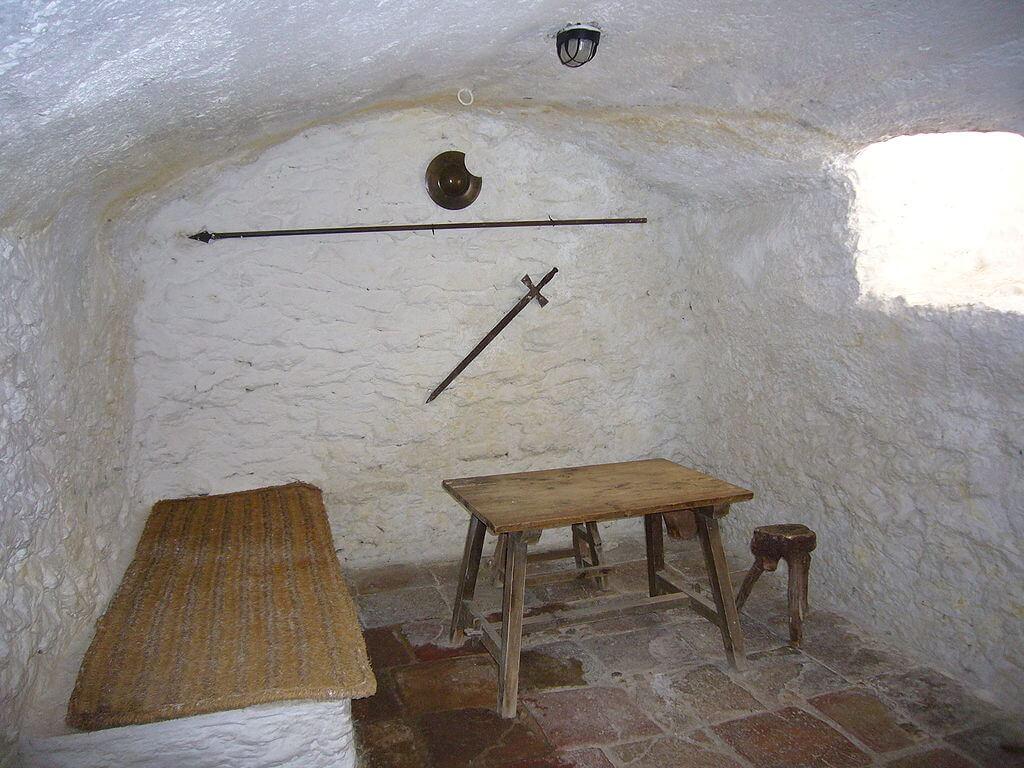 Casa de Medrano en Argamasilla de Alba