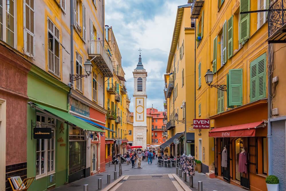 Casco histórico de Niza
