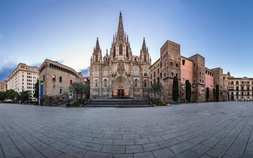 La catedral gótica de Barcelona: precios y horarios