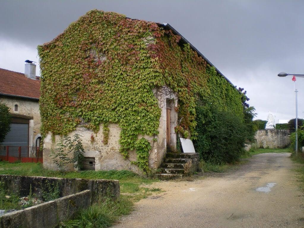 Domrémy la Pucelle, pueblo de Juana de Arco