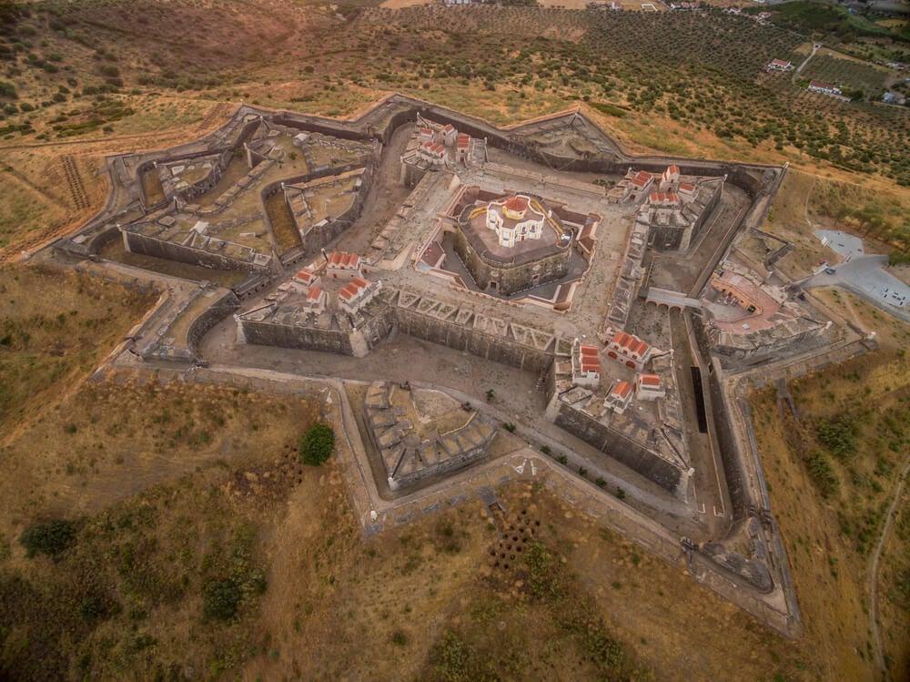 Fuerte de Santa Lucía en Elvas