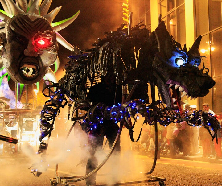 Desfile de Halloween en Derry
