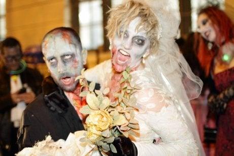 Village Halloween Parade en Nueva York