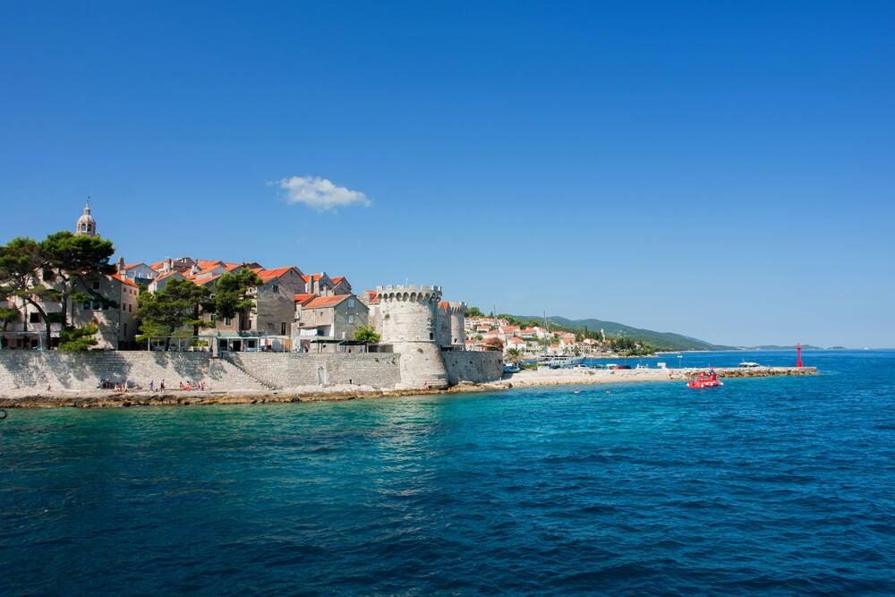 Korkula uno de los pueblos maravillosos de Croacia