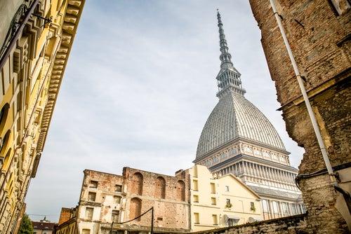 MoleAntonelliana, uno de los lugares que ver en Turín