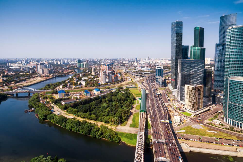 Cómo llegar a Rusia en tren y autobús desde Europa