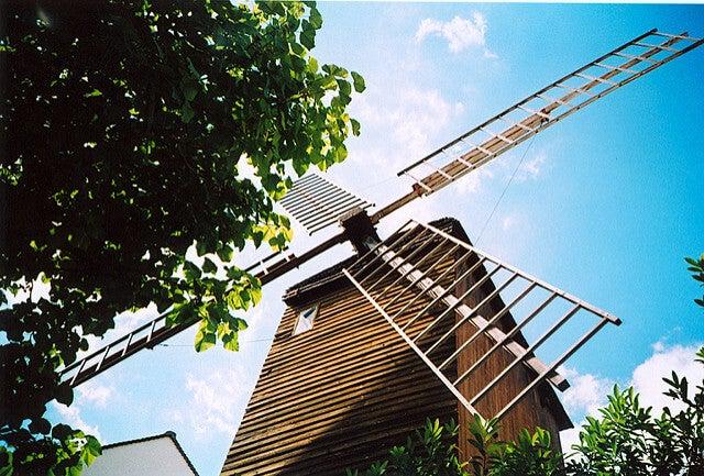 Moulin de la Galette en París