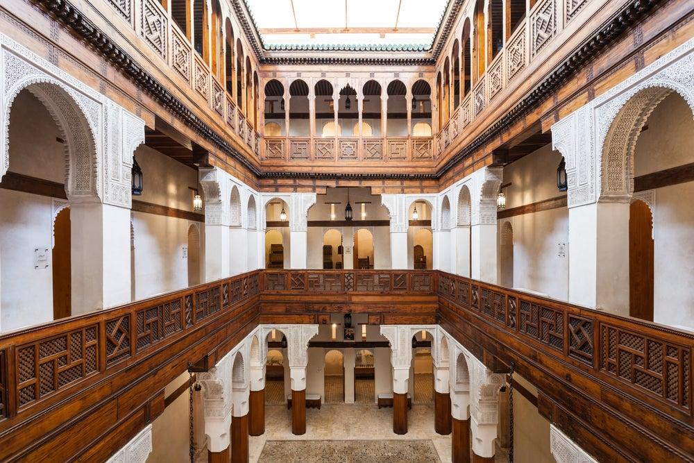Museo del Arte y la Artesanía de la Madera en Fez
