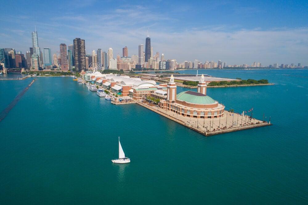 Navy Pier, una de las cosas que ver en un viaje a Chicago