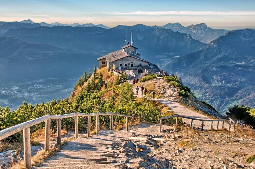 Nido del Águila en Berchtesgaden