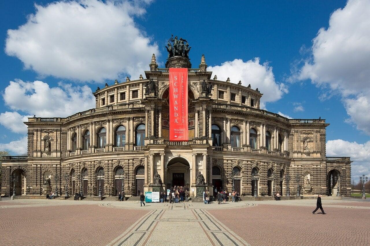 Ópera Estatal de Dresde