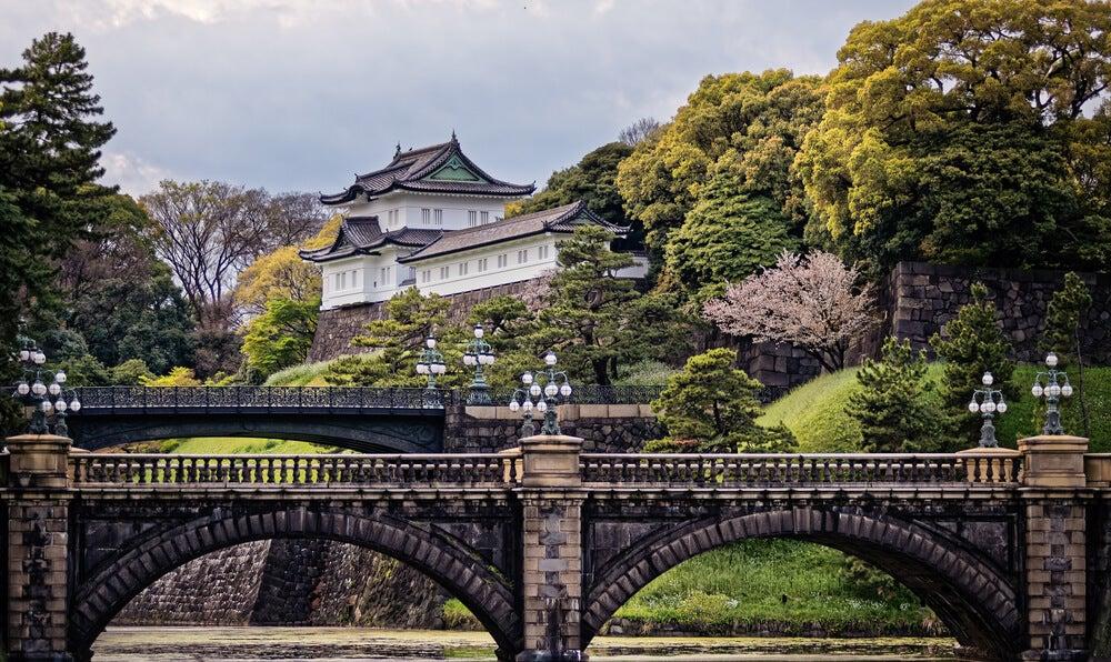 Palacio Imperial uno de los lugares que ver en Tokio en 2 días
