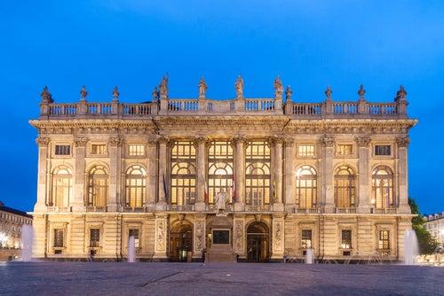 Palacio Madama, uno de los lugares que ver en Turín