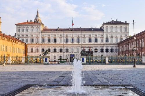 Palacio Real, uno de los lugares que ver en Turín