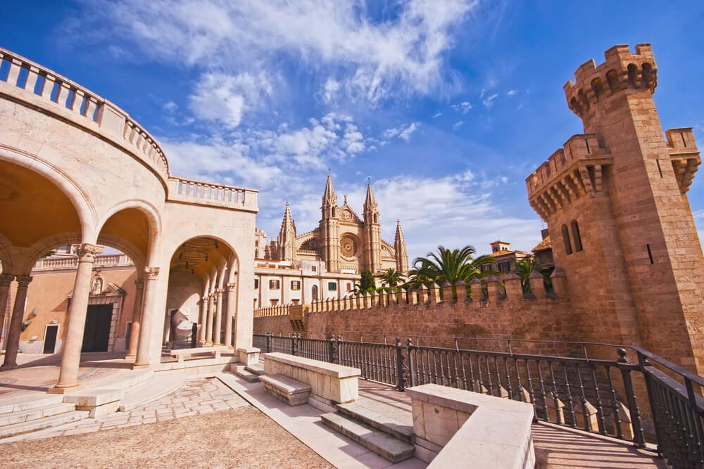 Tesoros de Palma de Mallorca: 4 joyas arquitectónicas