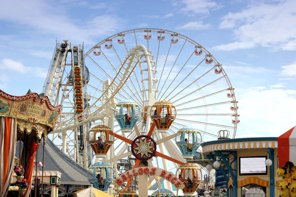 Los parques de atracciones más increíbles del mundo