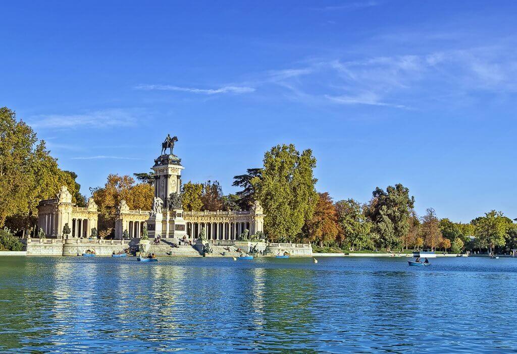 Curiosidades del parque del Retiro de Madrid