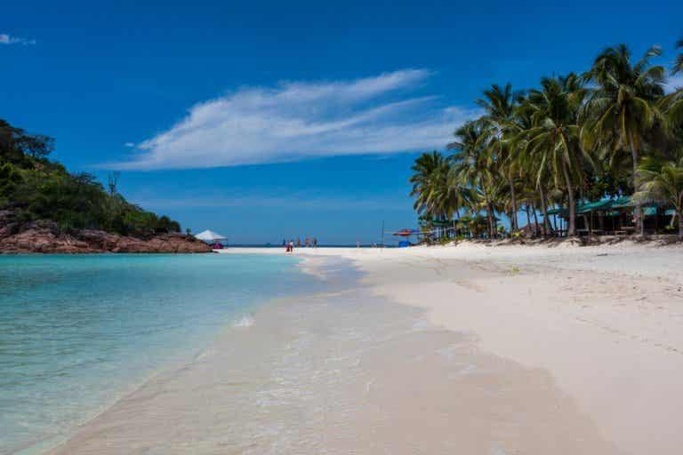 Isla Redang, la mejor playa del Sudeste Asiático