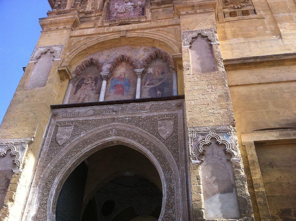 Puerta del Perdón de la Mezquita de Córdoba