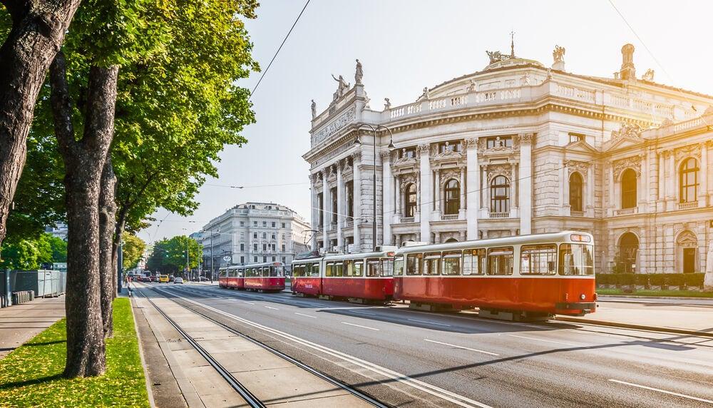 Ringstrasse de Viena
