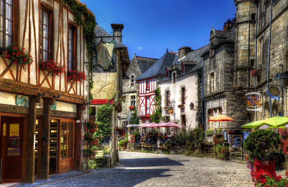 La Bretaña francesa: descubre sus pueblos más bonitos