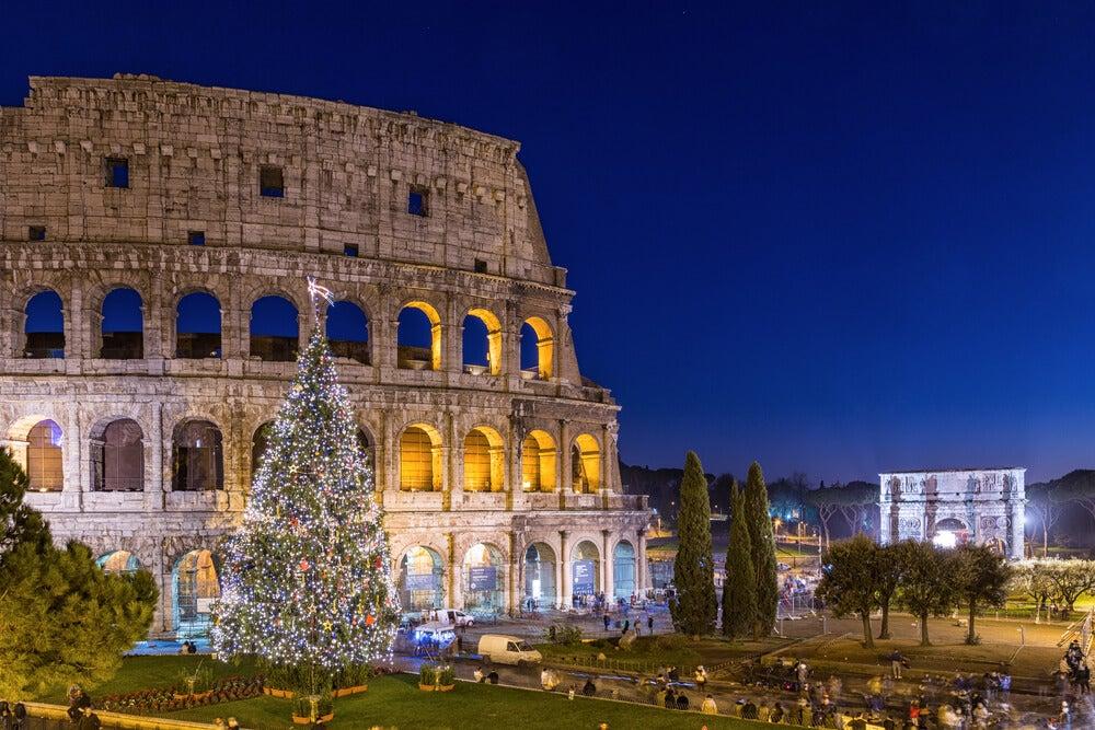 Viaja a Italia en esta Navidad: unas vacaciones inolvidables
