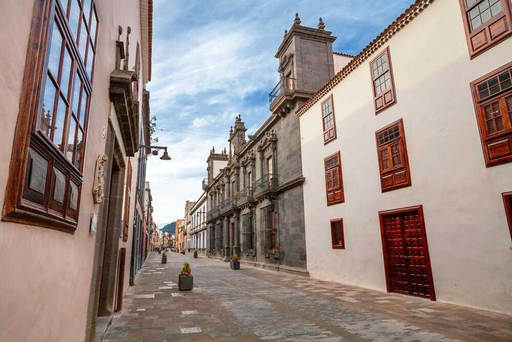Visitar San Cristóbal de La Laguna, una de las cosas que hacer en Tenerife