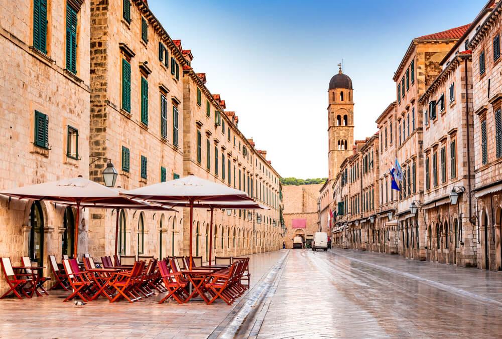 Stradum, una de las cosas que ver en Dubrovnik