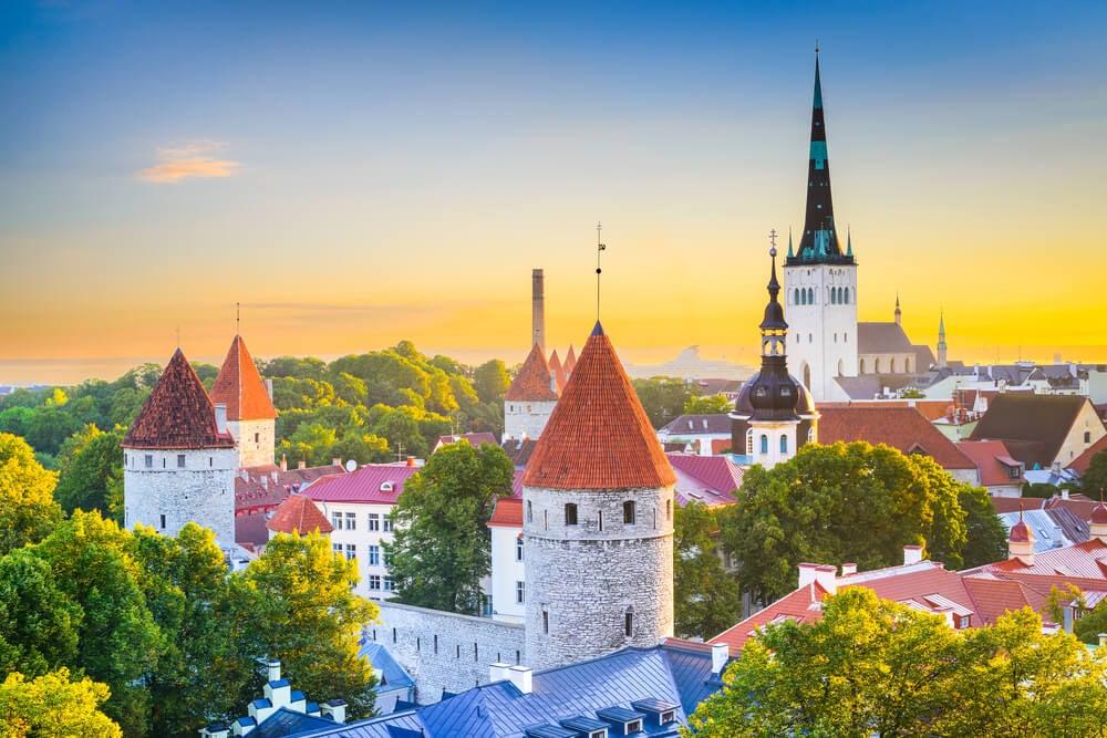 Tallin en Estonia, una ciudad que te va a sorprender