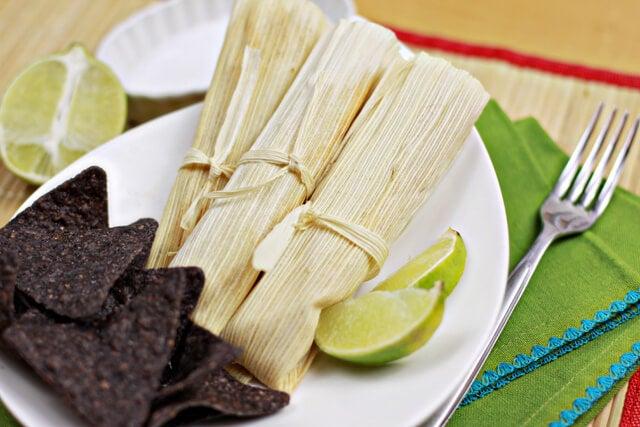 Tamales, uno de los platos típicos de Panamá