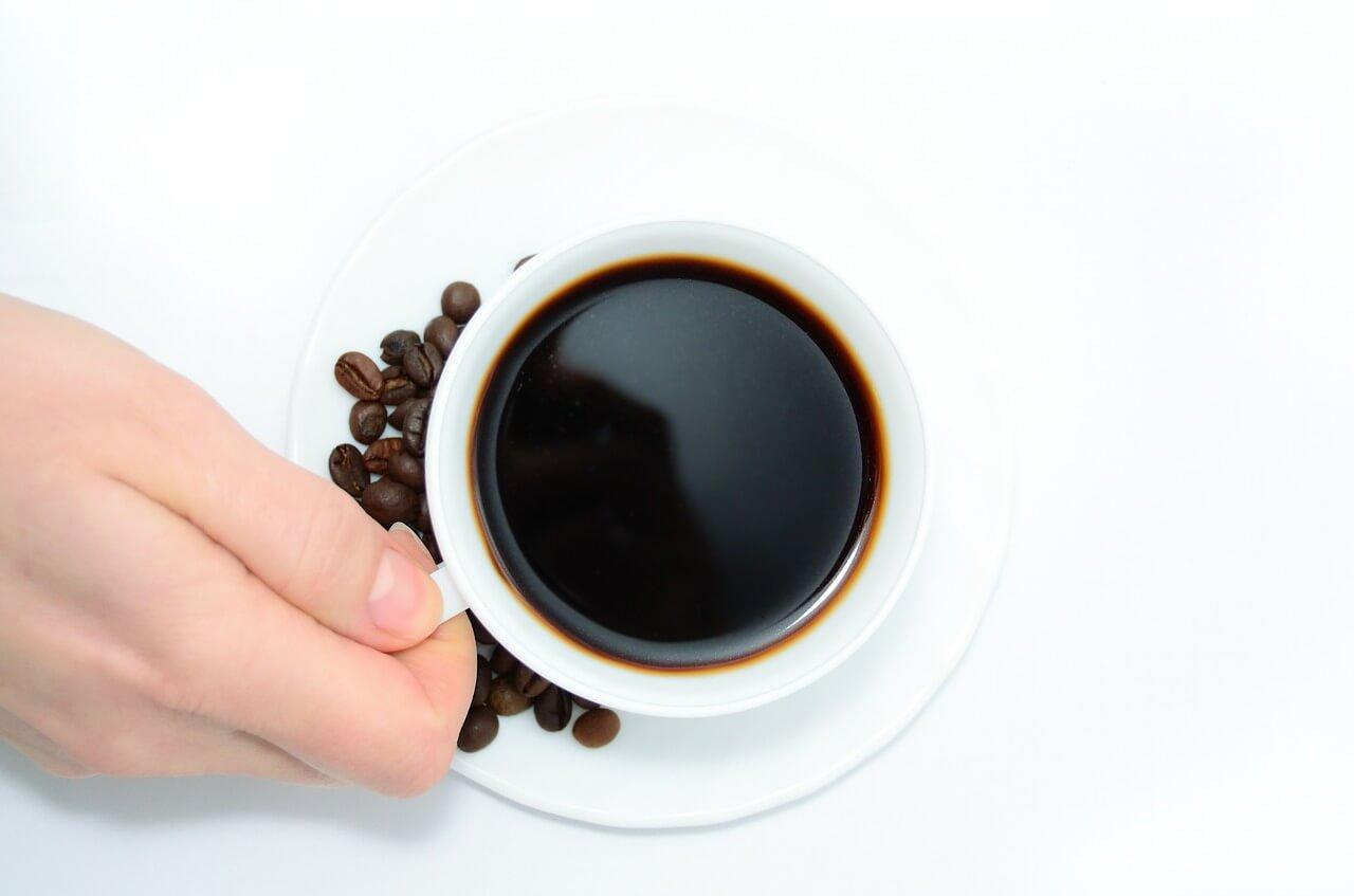 Taza de uno de los mejores cafés del mundo