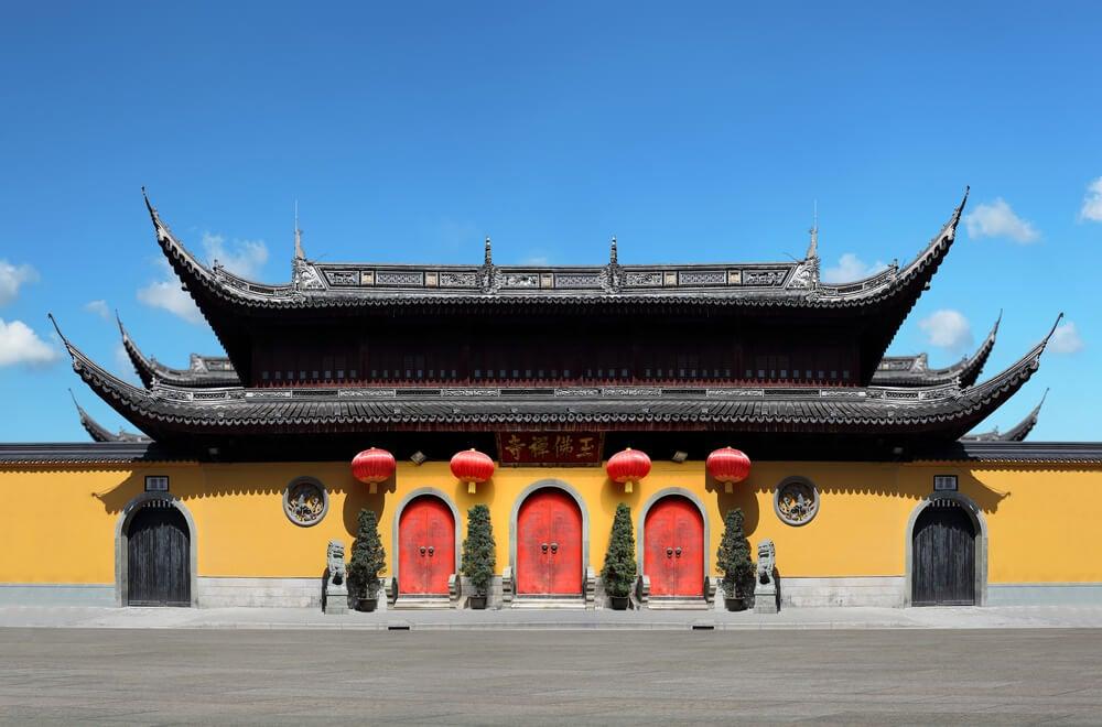 Descubre el templo del Buda de Jade en Shanghai