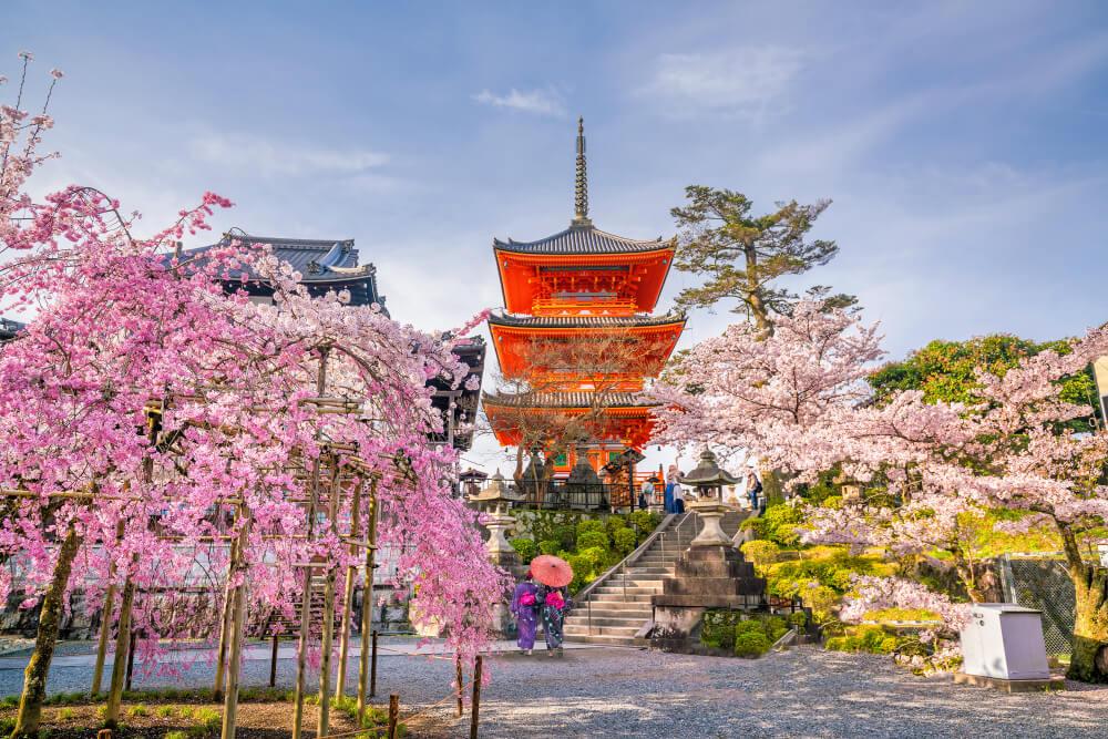 Itinerario por Kioto para aprovechar al máximo la ciudad